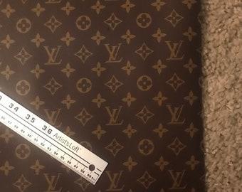 222152a109fb Louis Vuitton LV Classic Monogram Print