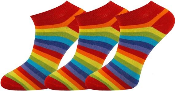 Mysocks Unisex 5 Pairs Socks Extra Fine Combed Cotton Seamless Toe