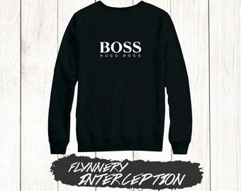 29ec63ace355 Hugo boss sweatshirt