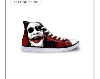 550d2196dfdc Sneakers Joker Print
