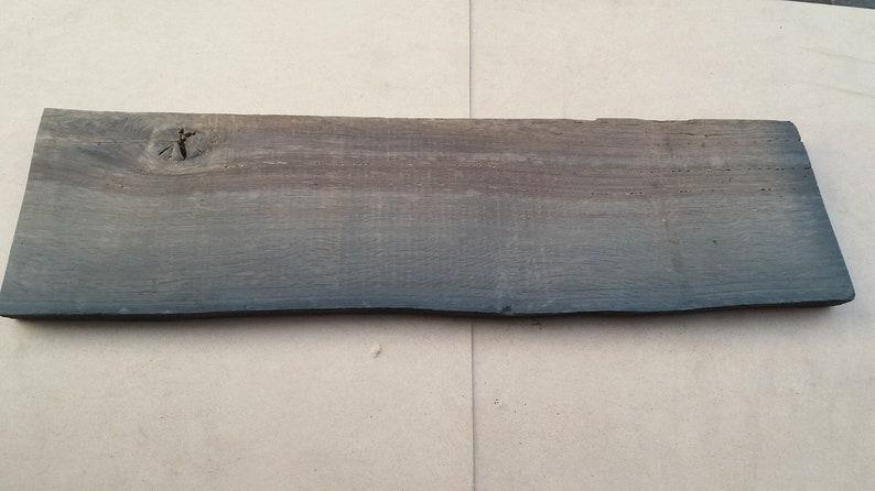 - Raw Material 4 Feet Board 47 Inches Live Edge Bog Oak Plank With Cracks And Knot 47/'/' x 12/'/' x 1.6 Black Oak 1200mm \u0445 300 x 40mm
