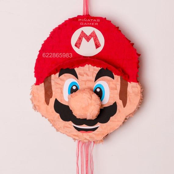 Super Mario Bros 21 x 13cm Super Mario Set De Papeler/ía