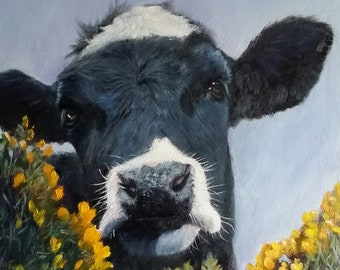 The Nosey Cow