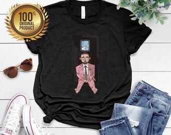 3b724a0ac0c505 Mac Miller Swimming LP Graphic T Shirt, RIP Mac Miller, hip hop t-shirt  Short-Sleeve Unisex T-Shirt