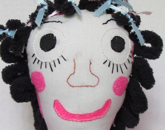 Pippa, 18 inch Fabric Doll