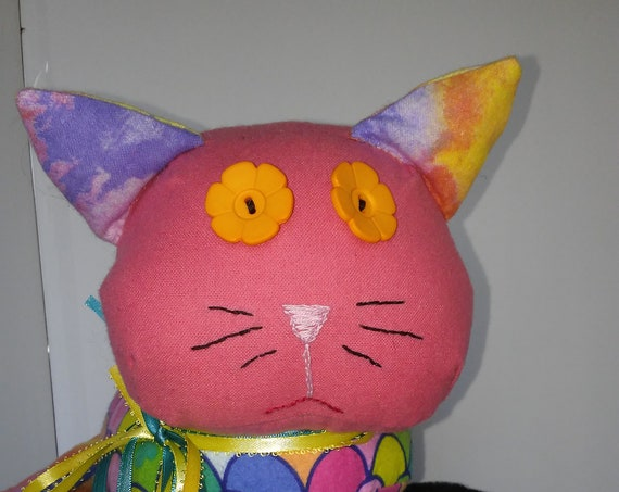 Sasha, 25 inch Fat Cat Doll