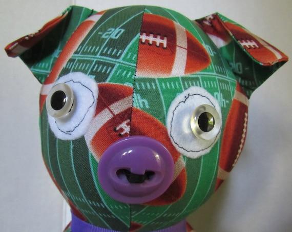 Turfette, 10 inch Doll (stuffed animal)