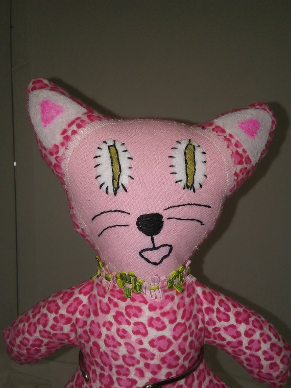 Bitsi, 10 inch Cat Doll