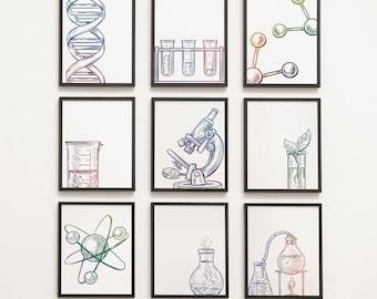 science classroom decor