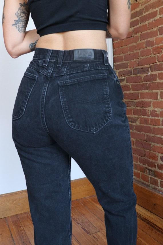 Vintage 80s Lee Jeans - Size 10 - image 6