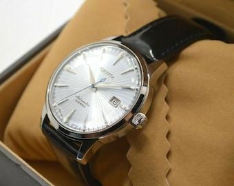 Seiko Presage White Men's Watch - SARB065 Cocktail Time From Japan