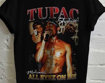 Tupac shirt | Etsy