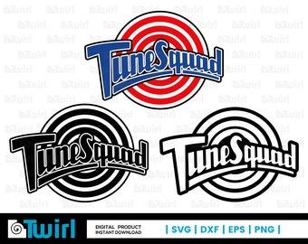c46e0fc8f21 Tune Squad Logo svg