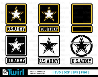 Army clip art | Etsy