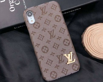 d6adbc1fd98 Louis Vuitton Canvas Print Phone Case FREE SHIPPING WORLDWIDE for iPhone xs  max case iphone xs case iphone X case iPhone xr case and more