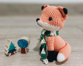 Wee Fox Free Pattern ~ Amigurumi To Go   Crochet animal amigurumi ...   270x340