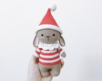 Ravelry: Amigurumi Baby Sheep - Timmy pattern by Joanne Loh | 270x340