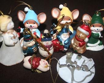 Jingle bells Glocke Glöckchen Weihnachten Weihnachts Sternchen Baum Behang