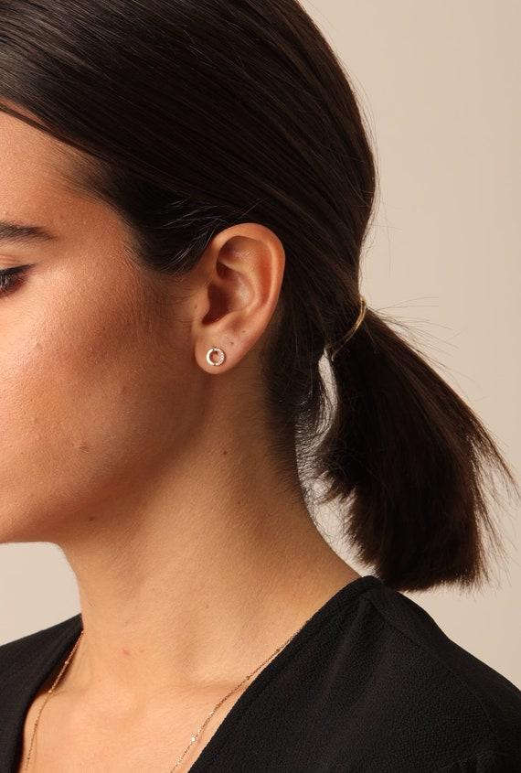 Gift Earrings Minimalist Studs Gold Studs Silver Tiny Stud Earrings Dainty Stud Earrings Gold Tiny Studs Studs Silver Studs