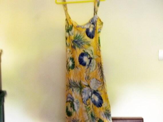 Ralph Lauren Lauren Silk Dress