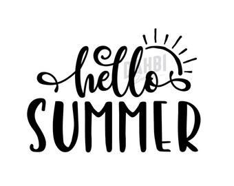Hello summer   Etsy