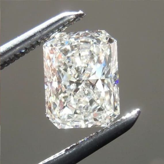 for making Ring Pendant Square radiant Cut 1.00ct TO 3.00ct Loose Moissanite Collection Fancy cut F Color FullWhite Moissanite