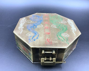 Chinese Antiques Tactical Tokens Handmade Ancient Generals