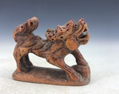 Chinese antique hand carved wood products Feng Shui Home Decoration