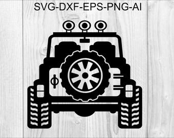 Jeep Paw Svg Files Jeep Paw Print Svg Jeep Svg Jeep Etsy