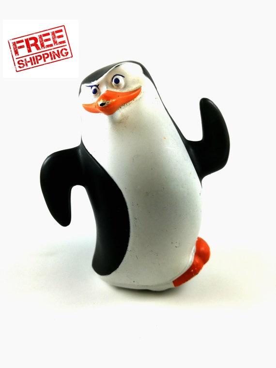 Happy Meal Penguins Madagascar 2014 Toy Mcdonalds Mcdonald Etsy