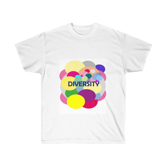 Diversity. Unisex Ultra Cotton Tee