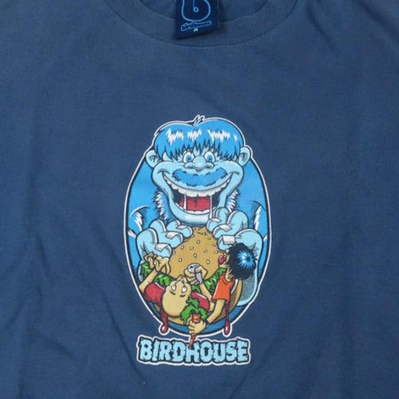 Vintage Birdhouse Skateboards Steve Berra T-shirt