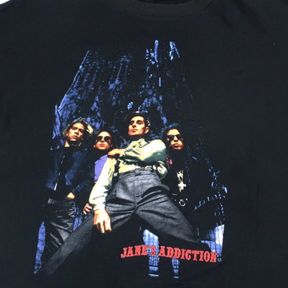 Vintage Janes Addiction Ritual De Lo Habitual T-Sh