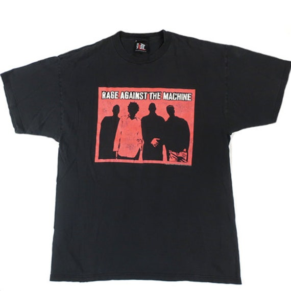 Vintage Rage Against The Machine T-shirt 1999 RATM