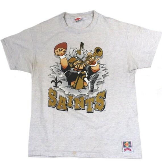 vintage saints shirt