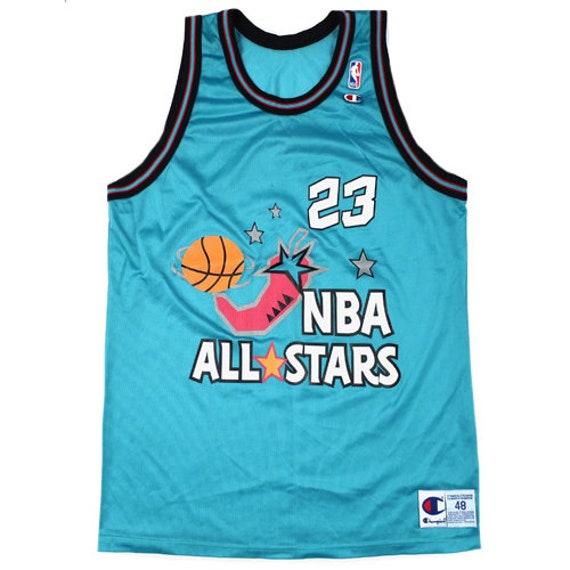 Vintage Michael Jordan NBA 1996 All Star Champion