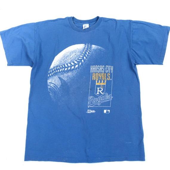 Vintage Kansas City Royals 1992 T-shirt MLB Baseba