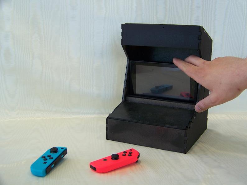 Switch Arcade Cabinet