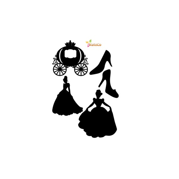 Disney Princess Svg Disney Svg Cinderella Carriage Etsy