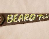Painted Saw quot Beard Trimmer quot