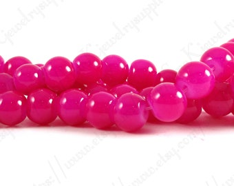 Czech Crystal Glass Faceted Bicone Beads 4mm Pink 80 Pcs Art Hobby Jewellery