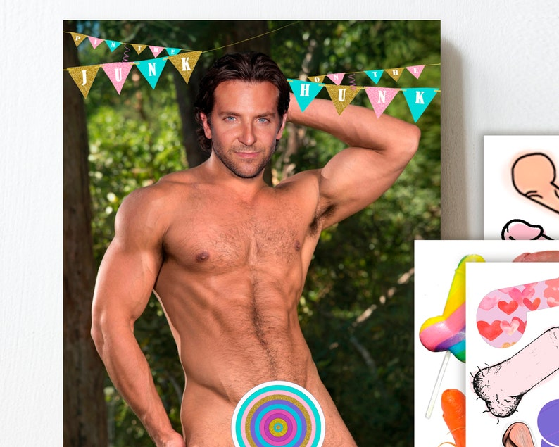 image regarding Pin the Junk on the Hunk Printable titled Pin the junk upon the hunk, bachelorette celebration game titles, Bradley Cooper, hens occasion video game, pin the , exact same without end, printable, Down load