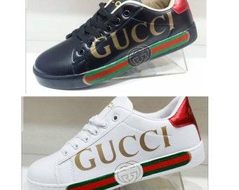 meet b749d f59a7 Gucci shoes   Etsy
