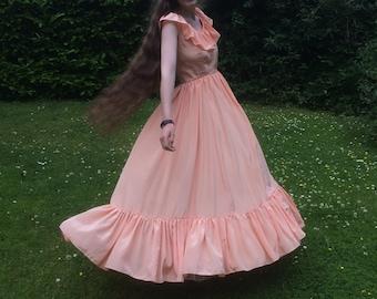 1970's Bridesmaids Dress