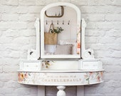 NOW SOLD - Victorian Duchess Style Dressing Table Console Table