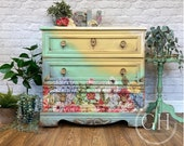 Chest of Drawers - Statement - Summer Vibes