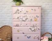 Stag Minstrel Tallboy Chest of Drawers