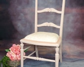 Pretty Little Bedroom Chair - perfect for Girls Bedroom