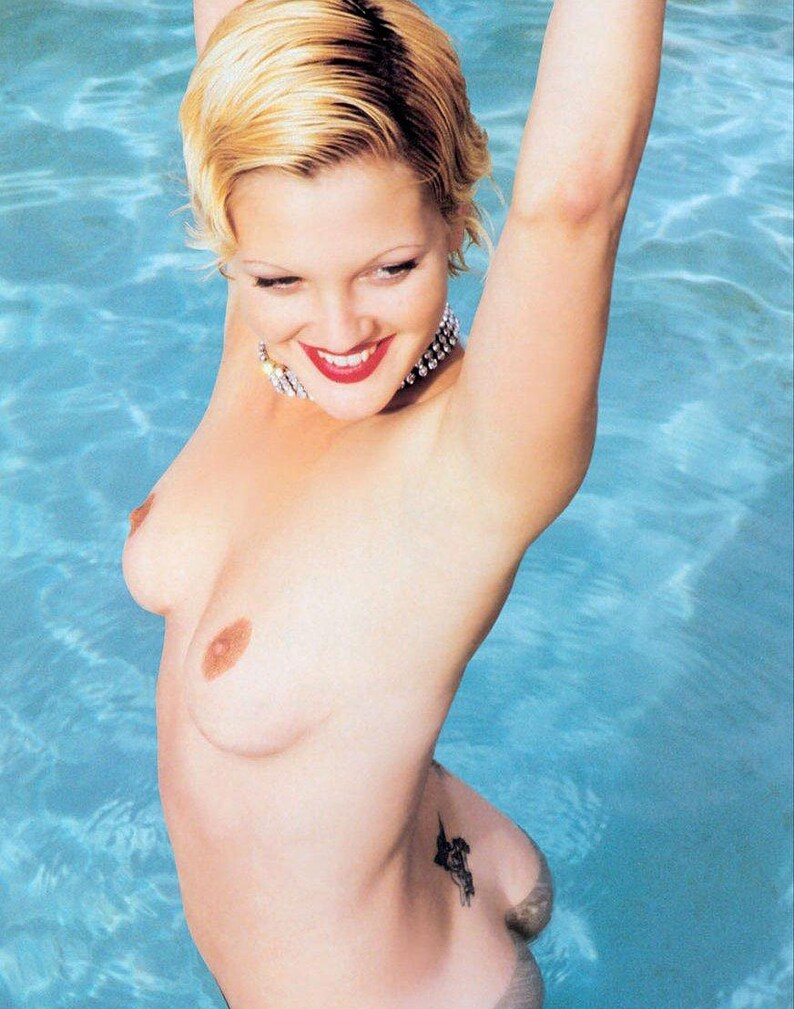 Naked Pictures Of Drew Barrymore