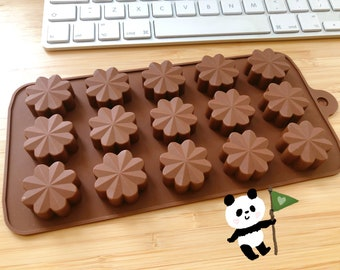 12 Cells Penis Chocolate Silicone Cake Mould Mold Soap Wax melt Ice Cube party